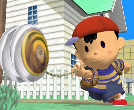 Elisha's Site - Nintendo